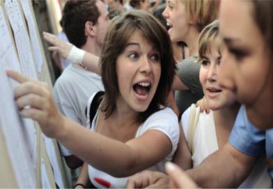 Школьники из Мозыря в 2017 году будут сдавать ЦТ по четырем предметам