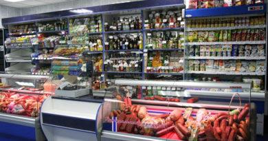 В Мозыре открылся после реконструкции магазин «Дары от Зари» на Ульяновской