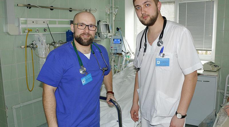 Отделению анестезиологии-реаниматологии Мозырской городской больницы сегодня исполнилось 40 лет