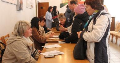 В Мозыре состоялась ярмарка вакансий для людей с ограниченными возможностями