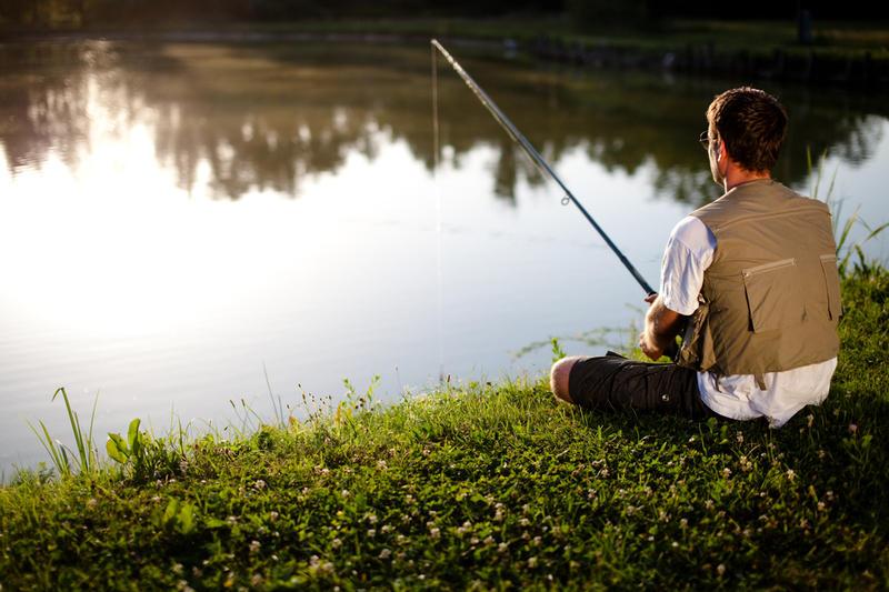 рыбалка без удочки бесплатно