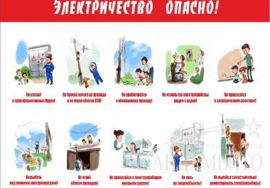 Специалисты Мозырского городского РЭС:  детей нужно постоянно предупреждать и разъяснять опасность поражения электрическим током