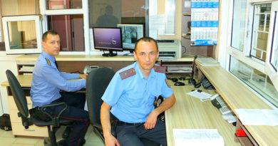 12 июля оперативно-дежурная служба Мозырского РОВД отмечает День образования оперативно-дежурной службы