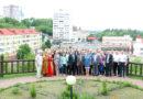 Мозырь посетила делегация польского города-побратима Хойнице