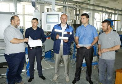 Сергей БАРАНОВСКИЙ, главный инженер ОАО «Беларускабель»: «В техническом развитии мы на передовых позициях»