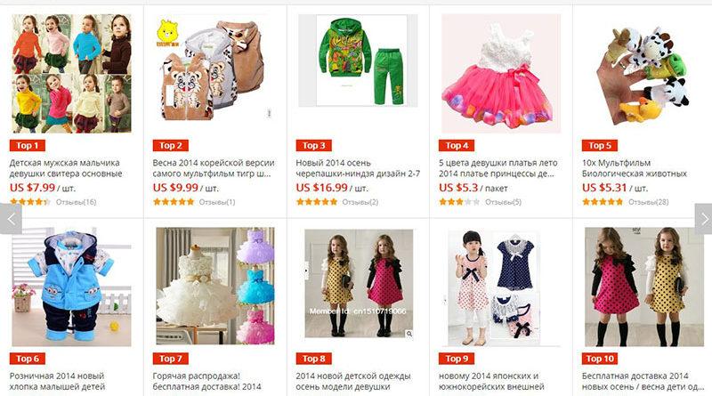 Экспресс магазин интернет дешевой одежды