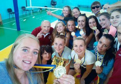 «Жемчужина Полесья» выиграла турнир в Украине