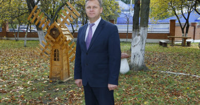 Начальник инспекции МНС по Мозырскому району: «Любишь свой город  — докажи делом,  уплати налоги!»