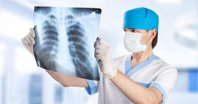 Лучевые методы в диагностике заболеваний органов дыхания