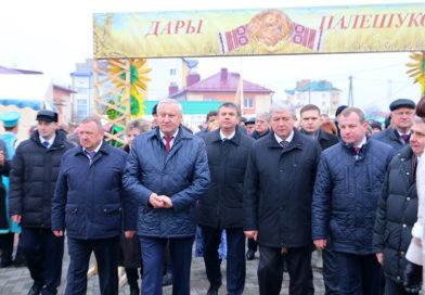 Владимир Дворник: «Именно вы, аграрии, создаете условия для экономической стабильности Беларуси!»