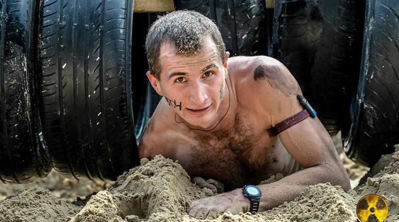 Мозырянин Артем Точка вновь примет участие в экстремальных гонках с препятствиями