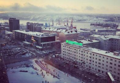Путешествие в российское Заполярье с мозырянином Сергеем Куликом