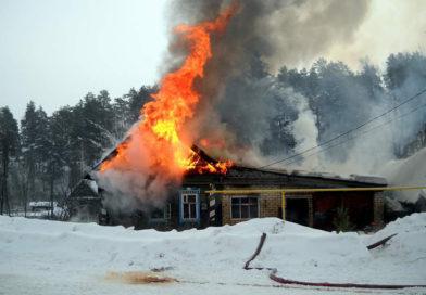 Зимние пожары: согреться и не сгореть
