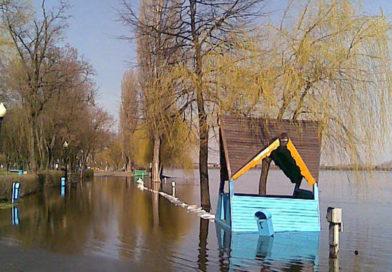 При резком потеплении уровень воды в Припяти может достигнуть опасной отметки