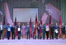 Чествования победителей районного соревнования среди трудовых коллективов Мозырщины по итогам работы за 2017 год