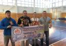 С международных соревнований по жиму штанги мозыряне вернулись домой с победой