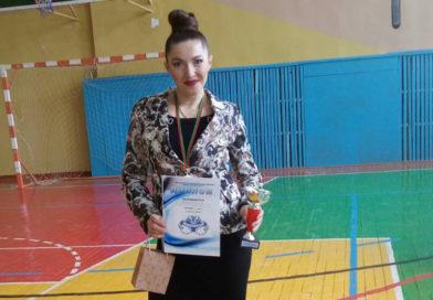 Мозырянка Галина Баранова — золотой призер республиканских соревнованиях по двоеборью