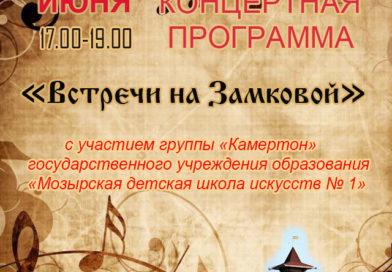 День молодежи в Мозыре