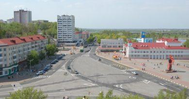 В Мозыре с 19 по 21 сентября с 18.00 до 20.00 будет закрыта для движения площадь Ленина