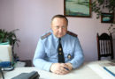 Начальник мозырской милиции Виктор Гончаров награжден медалью «За безупречную службу»