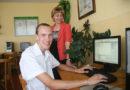 Мозырянин Михаил Микалюк — призер областной олимпиады по информационным технологиям