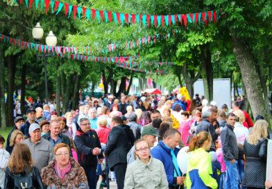 Концерт Ирины Дорофеевой, группы J:МОРС и праздничный фейерверк. Что еще ожидает мозырян в День города