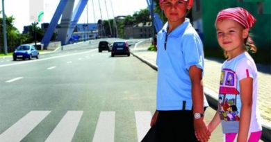 Дети и дорога: обеспечить безопасность