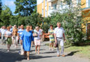 Выездной семинар Мозырского районного Совета депутатов в микрорайоне Заречный