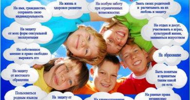 Открытая приемная «Всё о правах детей»