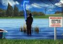 6 рыбаков погибли в этом году от поражения электротоком