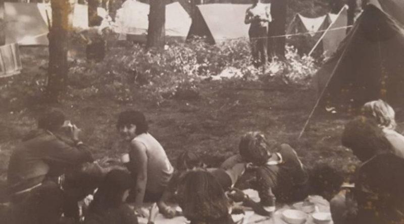 К 100-летию ВЛКСМ: песни у костра полвека назад и селфи у палатки сегодня. История турслетов