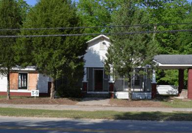 Американский город Тумсборо вместе с жилыми домами и инфраструктурой выставлен на торги