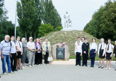 В Мозыре почтили память защитников и жителей блокадного Ленинграда