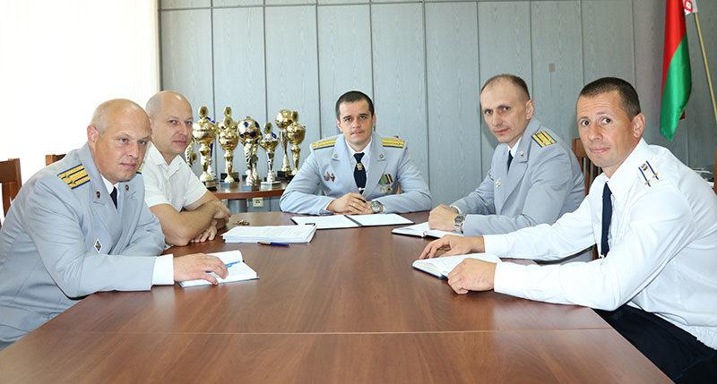 О работе Мозырского отдела Следственного комитета рассказывает подполковник юстиции Андрей Вашкевич
