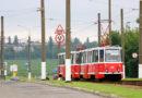 Мозырский трамвай становится предметом внимания европейских туристов