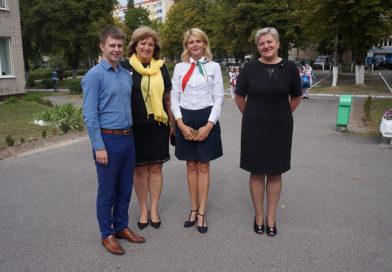 В Мозыре прошел белорусско-российский слет пионеров «Мы едины»