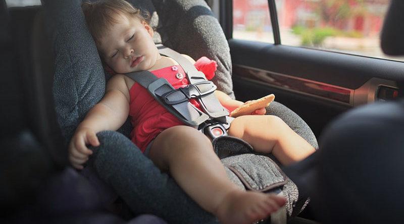 «Ребенок — главный пассажир!». 12 по 21 ноября ГАИ проводит мероприятие