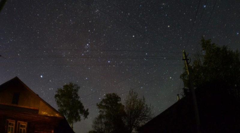 Два крупных звездопада смогут увидеть жители Беларуси в ноябре. Зависеть будет от погоды