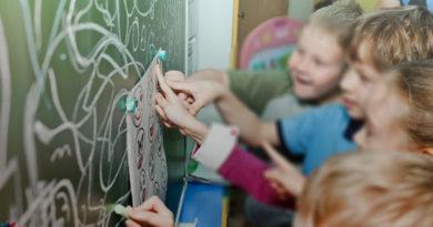 Школа приходит домой, чтобы ребенок получил необходимое образование