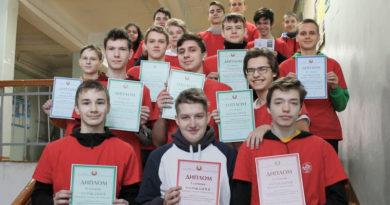 Юные спасатели из Мозыря завоевали 10 дипломов на Республиканской олимпиаде по программированию