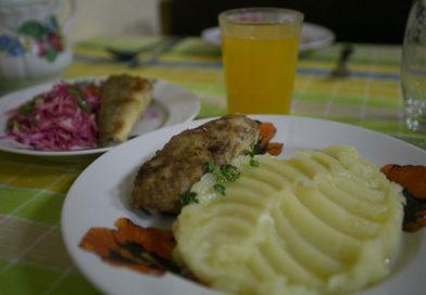 Кушайте на здоровье! Чем кормят пациентов Мозырской городской больницы