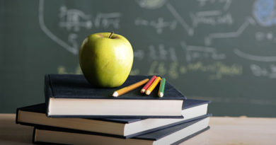 Учащиеся мозырских школ делятся секретами своих хороших отметок