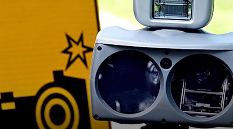 Датчики следят за скоростью на трех участках дорог Гомельской области с 26 по 31 октября