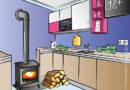 Гомельчанин рассчитал стоимость услуги ЖКХ по своей формуле. В квартирах надо жечь костры!