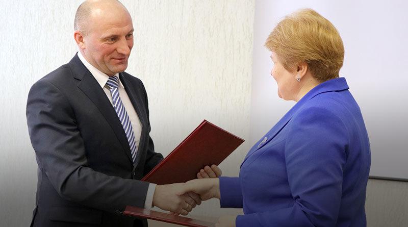 Большая экономика начинается на местах: на днях Мозырь и Черкассы подписали соглашение о сотрудничестве