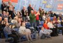 Поддержим мозырских волейболисток в Могилеве!