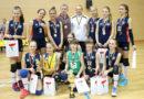 СДЮШОР «Жемчужина Полесья» — победитель республиканского первенства детско-юношеской волейбольной лиги «Мяч над сеткой»