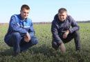 Молодой агроном Андрей Королев о первых годах работы в КСУП «Слободское им. Ленина»