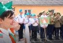 Торжественное открытие районного этапа республиканской спортивно-патриотической игры «Зарничка» в Мозыре