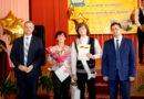 Вчера в мозырской гимназии назвали лучших учащихся, педагогов и родителей